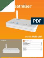 469 Multi Link Manual