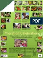 Migration Celebration 2014 Poster