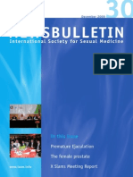 International Society for Sexual Medecine—the Female Prostate (December 2009)