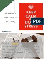 Stress Lavoro Correlato