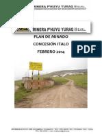 PLAN DE MINADO PROYECTADO 2014.pdf