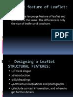 Language Feature of Leaflet