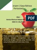 Kaidah Cerpen ( Gaya Bahasa Pertautan).pptx