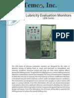 Lubricity Evaluation