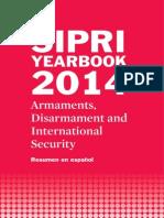 SIPRI Yearbook 2014, Resumen en español