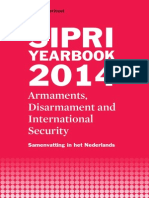 SIPRI Yearbook 2014, Samenvatting in het Nederlands
