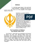 Sikhism Document