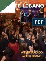 Revista do Clube Monte Líbano -  Setembro/Outubro 2014