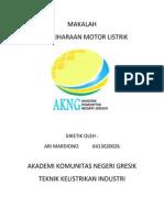 MAKALAH Motor Listrik (Autosaved)