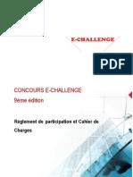 Echallenge SQLI Reglement CPS3