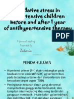 Oxidative stress in hypertensive children before and after PDF.pdf