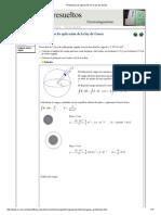 Problemas de aplicación de la ley de Gauss.pdf