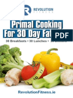 Primal Cooking for 30 Day Fat Loss eBook