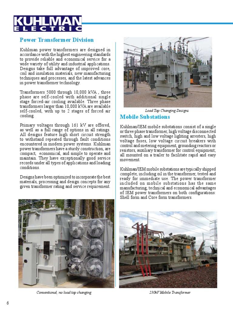 Pdf electrical substation for Electrical substation pdf