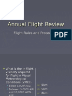 Flight Rules and Procedures