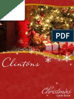 Clintons Christmas Lookbook