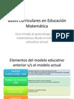 Bases curriculares en Educación Matemática.pptx
