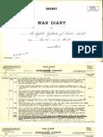 16. War Diary - Dec. 1940