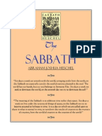 the sabbath by abraham heschel the Buy the paperback book the sabbath by abraham joshua heschel at indigoca, canada's largest bookstore + get free shipping on religion and spirituality books over $25.