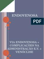 ADMINISTRAÇÃO ENDOVENOSA.ppt