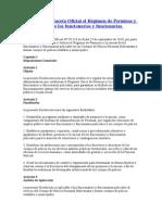 Régimen de Permisos y Licencias de los funcionarios y funcionarias policiales.doc