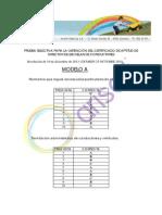 Corrector Directores Modelo A 2014 Arisoft