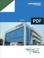Images Janatics Brief Profile