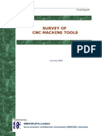 Machine Tool Survey