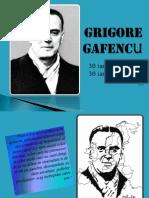 7. Mihaela Orfanu, Grigore Gafencu