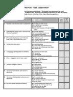 ! Truck Skill Level Profile Questions