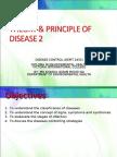 Topic 2 - Theory & Principle of Disease 2