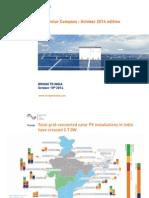 India Solar Compass Oct 2014 Prez