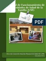Manual de Funcionamietno de Las USF 2010