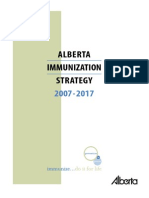 Alberta Immunization Strategy