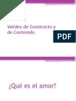 Validez de Constructo y de Contenido.pptx