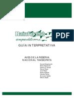 Aves de la Reserva Tambopata.pdf