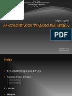 As Colónias de Trajano em África