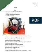 vision of a dm grad project