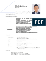 HR Resume-1