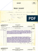 36. War Diary - August 1942