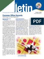 Bulletin Officehazards Oct04