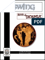 The Swing Blood of Dionysus