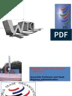 Presentation on World Trade Organization (WTO)