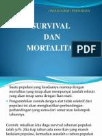 OSPER Mortalitas Dan Survival