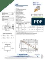 ZX47-60+ POWER DETECTOR.pdf
