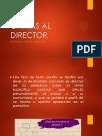CARTAS AL DIRECTOR.pptx