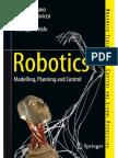 Robotics - Modelling, Planning and Control