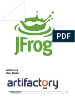 Artifactory User Guide 3.0.2
