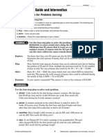 study guide and intervention workbook course 2 edition