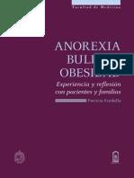 Anorexia Bulimia Obesidad Experiencia y Reflexi
